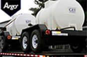 Argo DOT-approved Water Trailers