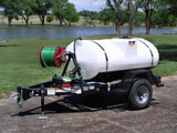 100 gallon sprayer