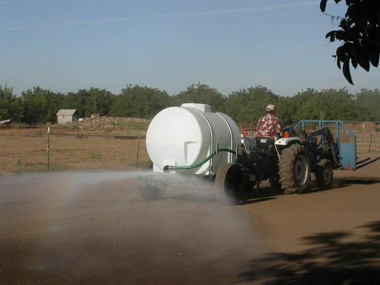 Ag Sprayer Trailer