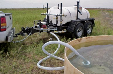 fill up your water trailer from virtually any water source