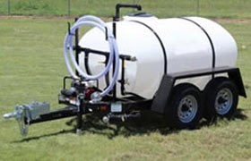 Potable Water Trailers For Sale